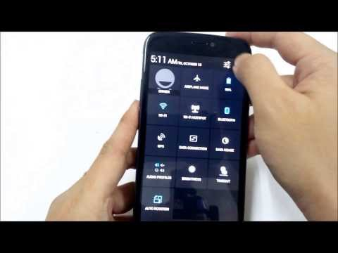 [UI Demo] Ninetology U9 Series - Z1 i9570: UI Demo of Ninetology U9 Z1 android smartphone featuring 1.2GHz Quad Core Processor and a large 5.7