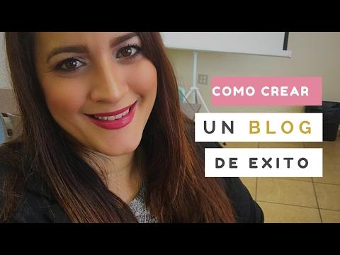 Como Crear un Blog de éxito en 7 pasos
