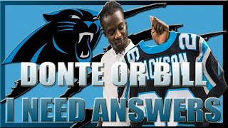 CONFUSION ABOUT DONTE JACKSON'S ROLE ON THE PANTHERS! I NEED ANSWERS | @Shellitronnn