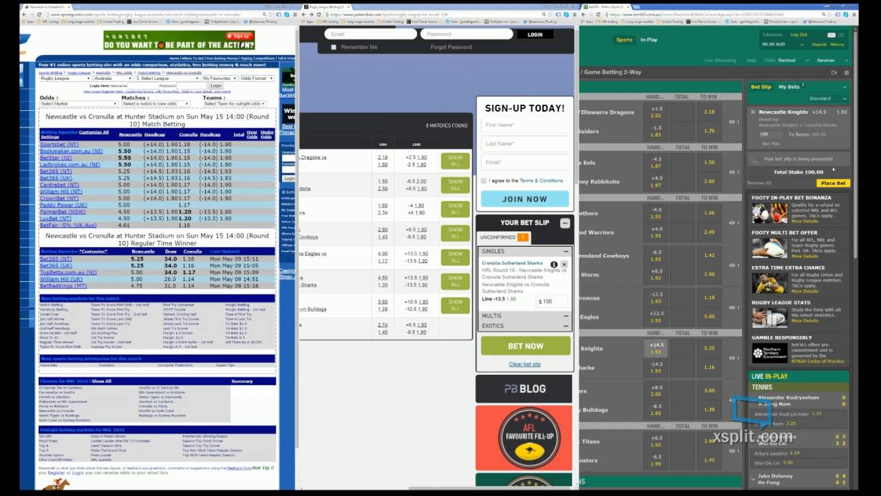 Sports betting the middle antena 21 online nba betting