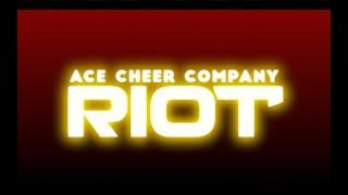 ACE - Riot 1920