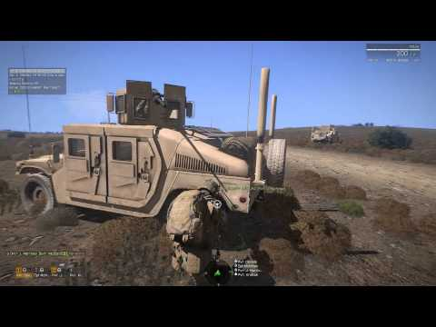 Op 02-14 - Task Force Bravo - ArmA 3 USMC Co-op Gameplay Uncut