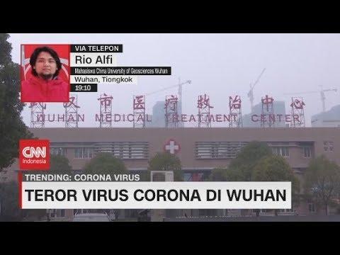 Teror Virus Corona Di Wuhan