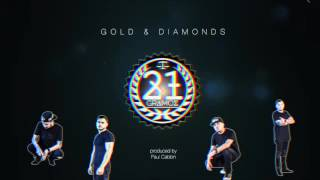 "21 Gramos - Gold & Diamonds ""FREE DOWNLOAD"""