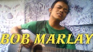 BOB MARLEY - MATAHARI (COVER) NINO BARKER , VERSI GITAR