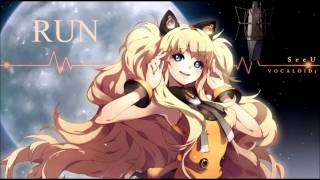 "VOCALOID3: SeeU - ""RUN"" [HD & MP3]"
