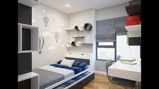 Những mẫu CỦA CHINA thiết kế phòng ngủ thông minh tiện lợi và tuyệt đẹp❤️👆