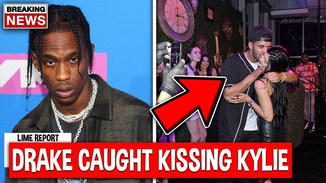 Um, Kylie Jenner Is Allegedly Seeing Drake to Make Travis Scott ...