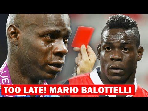 The Heart-Breaking Truth of Mario Balotelli