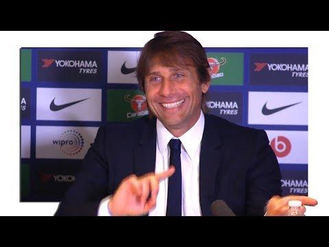 Chelsea 2-0 Everton - Antonio Conte Full Post Match Press Conference - Premier League