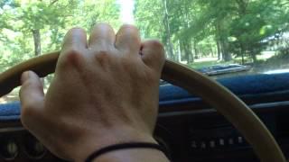 Chrysler Lebaron Wagon Test Drive