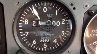 Cessna 340 a Fl 210
