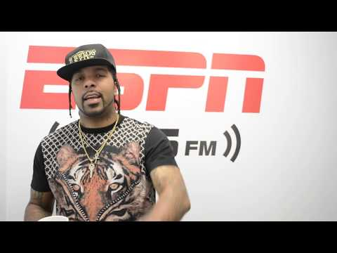 Lil Flip talks new album, documentary, his artwork, and much more!!
