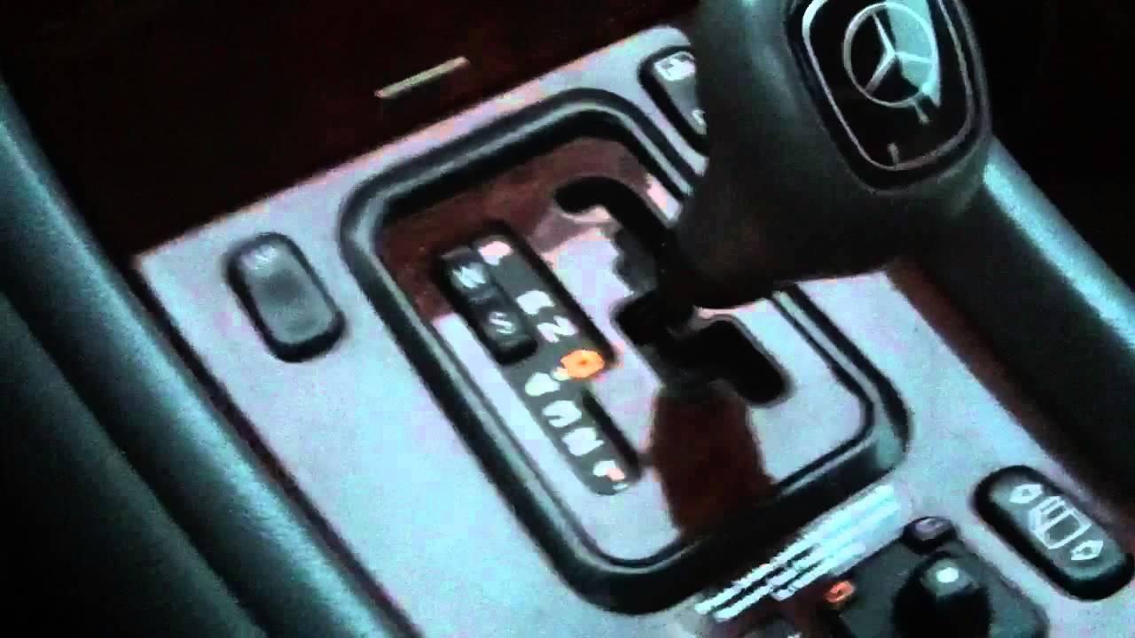 Manual Reset Wiring Diagram Mercedes 722 6 Transmission Winter Setting Fuel