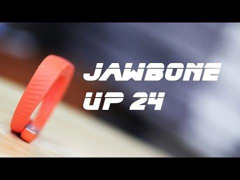 Полный обзор Jawbone UP24 - первого фитнес-трекера с интеллектуальным будильником.