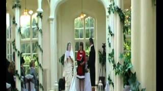 Iz and Lucas wedding - the ceremony