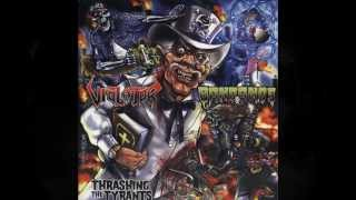Violator / Bandanos - Thrashing the Tyrants [FULL SPLIT]