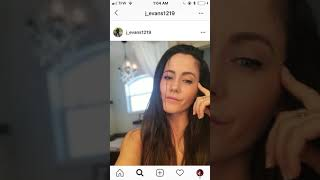 Jenelle Evans LIED for her husband DAVID EASON ! (Her excuse is lame)