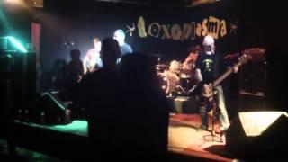 Toxoplasma (Deutsch Punk Koblenz) Ordnung muß sein Live @ Woodys Schleiz 2014