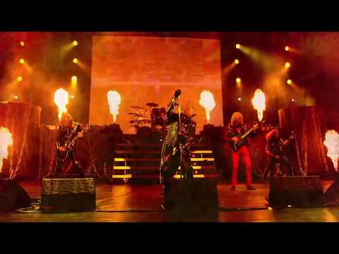 Judas Priest With Special Guests Babymetal Live in Singapore - TVC #2