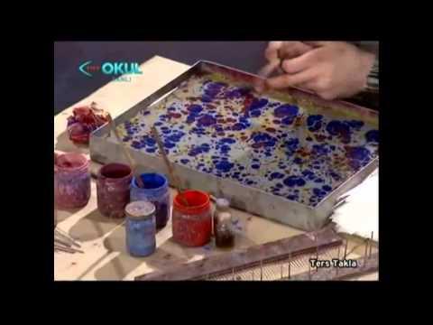 Ebru Sanatı - Kubilay Eralp Dinçer - TRT OKUL - 14 Şubat