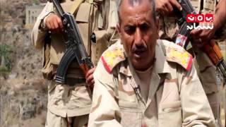 لقاء خاص - مع قائد اللواء 35 مدرع بـ #تعز العميد ركن / عدنان الحمادي 3-2-2017