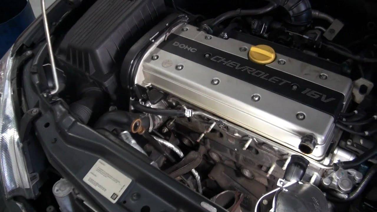 Dica Sobre Defeitos Comum Nos Motores Gm F2 16v