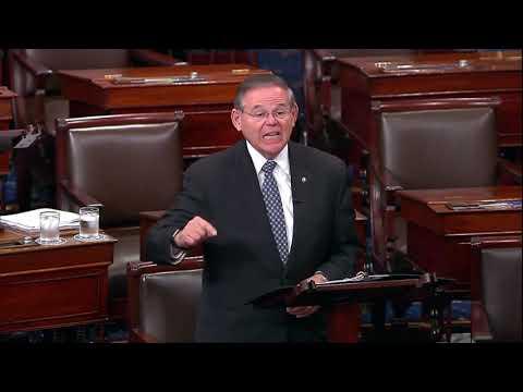 Menendez Demands Senate Do More to Recalibrate U.S.-Saudi Relationship