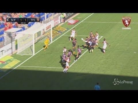 Friburgo-Torino 1-2 - Sintesi