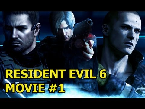 Resident Evil 6 The Movie #1 of 2