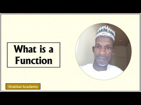 What Is A Function | Image And Pre-image | Introduction To Function | Shabbal Acadmy