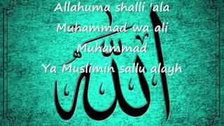 Sami Yusuf-Usma Allah (lyrics)