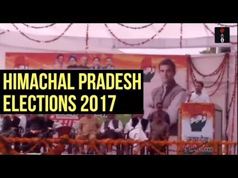 Himachal Pradesh elections 2017:  Rahul Gandhi Speaks At A Rally In Sirmour