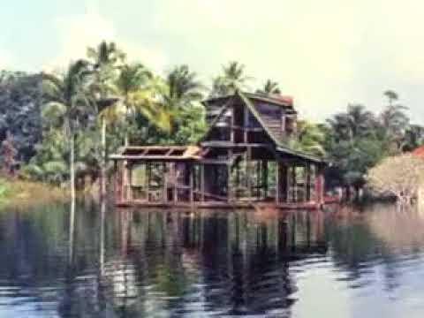 News from Suriname: reservoir behind the Brokopondo Dam (Week number 64-18)