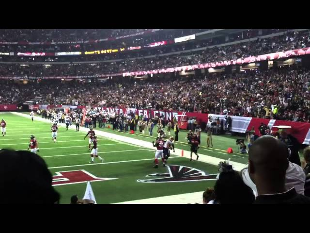 What is your favorite New Orleans Saints player celebration