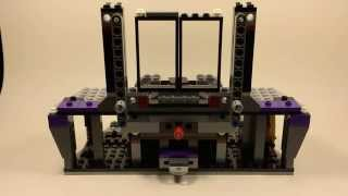 Lego 79122 Set Build Shredder's Lair Rescue Tmnt Mutant Turtles Michelangelo Raphael
