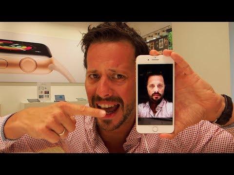 iPhone 8 VILLÁMTESZT!!