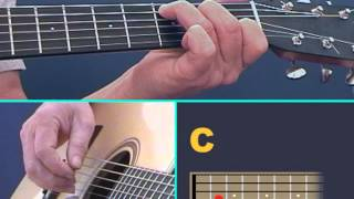 Labor Day Lullaby - Finger-Style Guitar Lesson