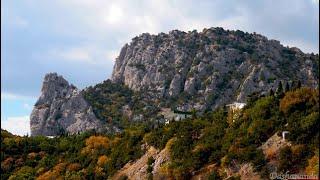Крым. Гора Кошка.