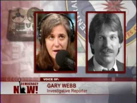 The Murder of Gary Webb Investigative Reporter and the Cover Up