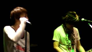J(S)W TOUR2012 LOST&FOUND FIRST STAGE 6.19弘前Mag-Netライブ!宮田さ...
