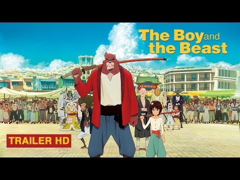 The Boy And The Beast - Trailer Italiano Ufficiale | HD