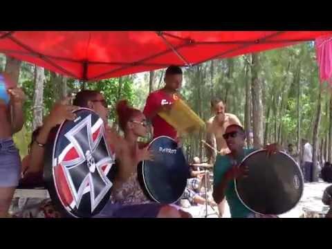 Sega Ravanne 01 2015 Mauritius at Mon Choisy