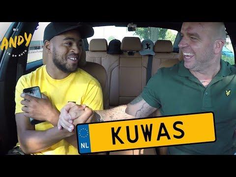 Brandley Kuwas - Bij Andy in de auto