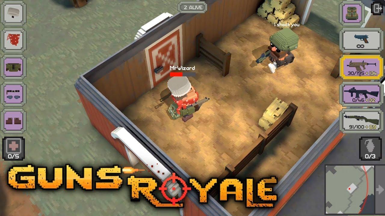 Guns Royale (Sneak Preview) - YouTube
