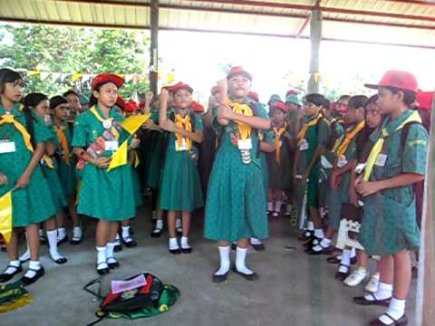 xugs girl guides yell misamis oriental council   27th