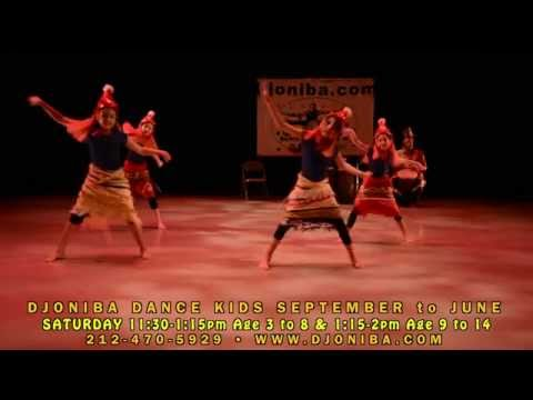 1 YEAR FREE AFRICAN DANCE CLASS SCHOLARSHIP