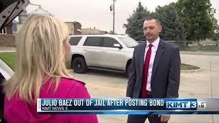 Former police officer out on bond