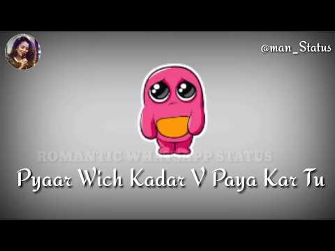 Cute Munda || Sharry Maan || Punjabi Romantic Whatsapp Status