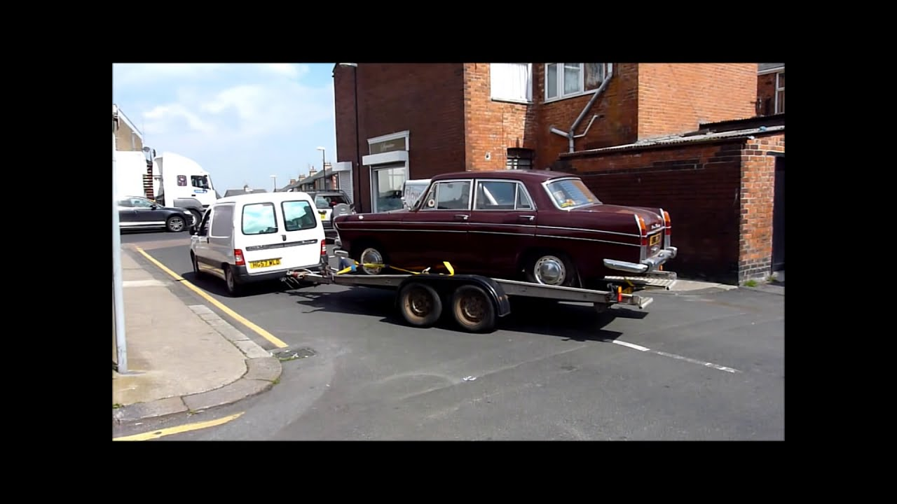Austin Cambridge A60 - Out at last - YouTube